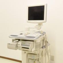 超音波診断装置(エコー) 写真
