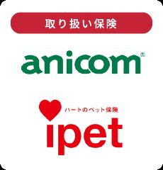 取り扱い保険 anicom ipet